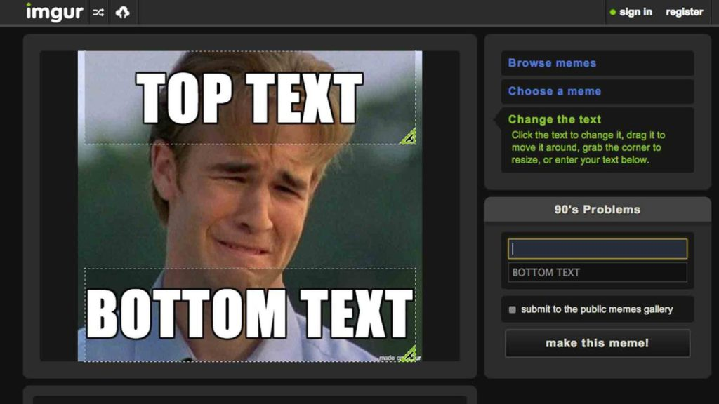 Top Funny Meme Websites : Top meme generator tools and apps to create funny memes