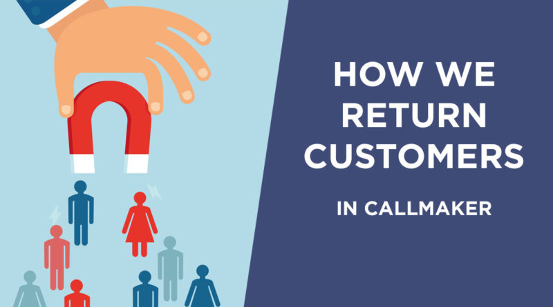 Please, Come Back! How To Return Clients To Your Website