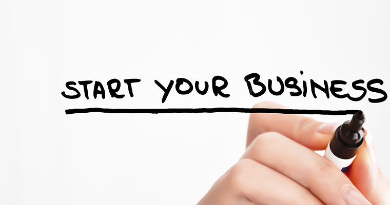 What are the basics for starting of your own business
