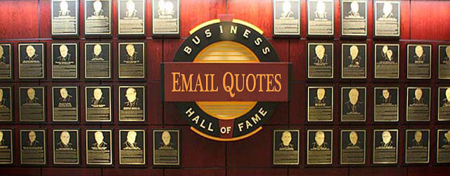 Awesome Quotes about Email Marketing