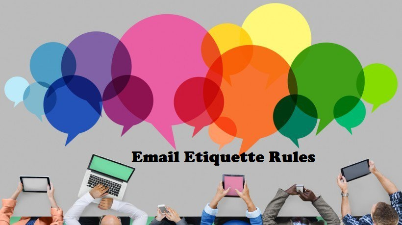 Email Etiquette Rules Everyone Should Know
