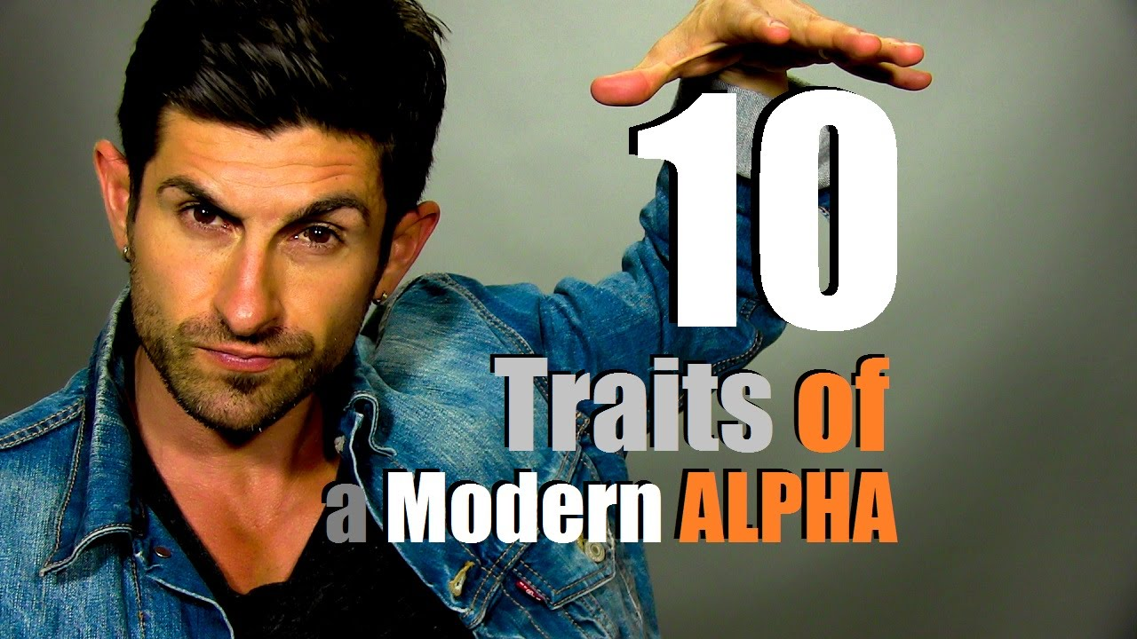 How Can You Become an Alpha Male in 10 Steps