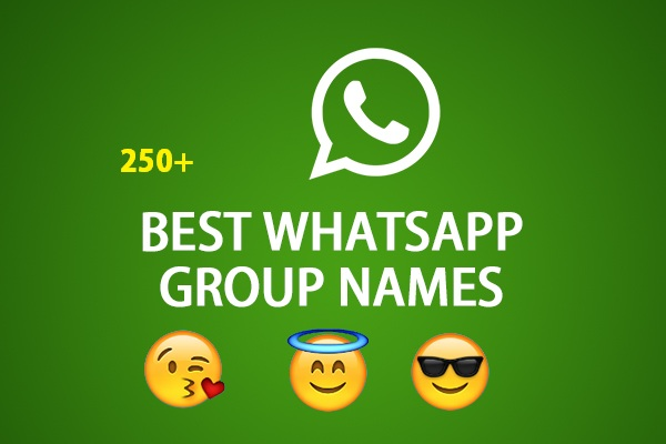Top 250+ Cool Whatsapp Group Names For Friends: Latest Collection