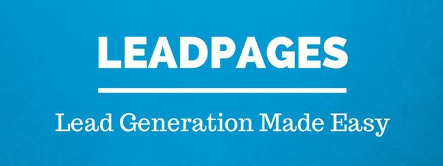 Leadpages Review: Stop Wasting Your Website Traffic, Use Leadpages