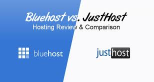 Bluehost Vs Justhost: Comparison of Best Web Hosts