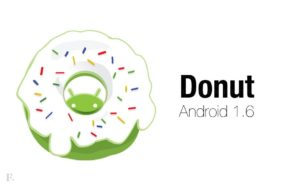 03 Donut 300x185 - Android Versions and Names