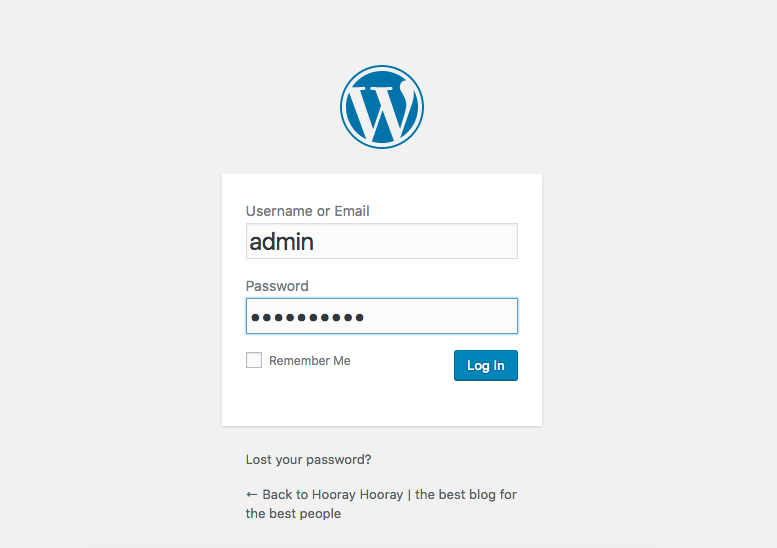 How to start a self hosted wordpress blog for free 18 - Create a Free Self Hosted Wordpress Blog With Free Domain