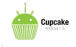 cupcake 300x185 - Android Versions and Names