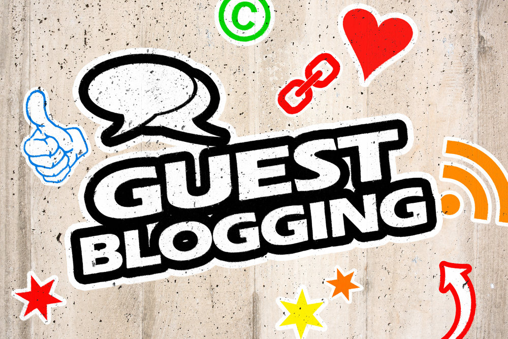 guest blogging - Your One Stop Guide To Guest Blogging