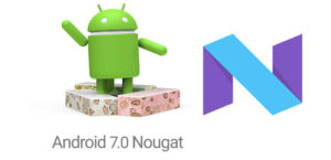 nougat 300x145 - Android Versions and Names