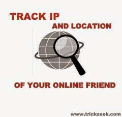 how to know location of ip address