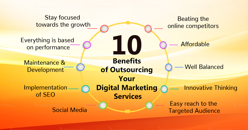 Benefits of Outsourcing Your Digital Marketing Services
