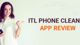 ITL Phone Cleaner App Review