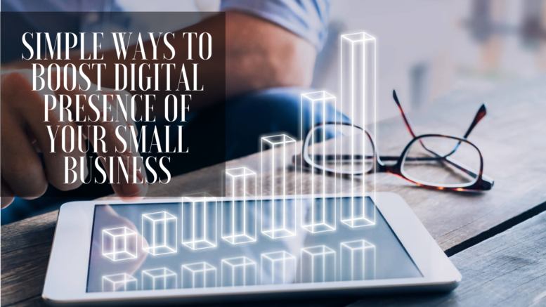 Digital Presence for Small Business